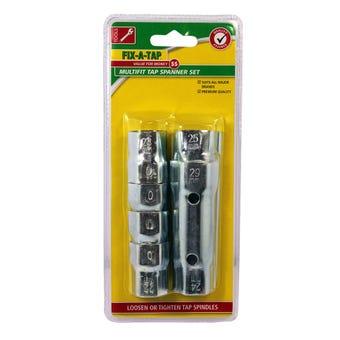 FIX-A-TAP Multi Fit Tap Spanner Set