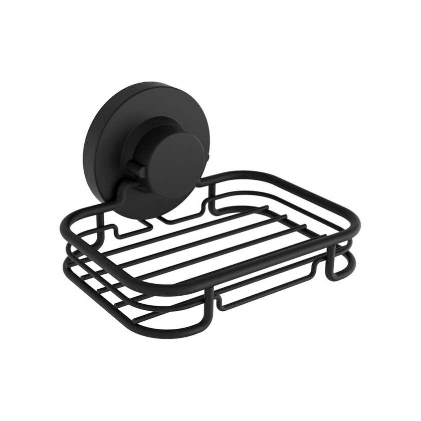 Naleon Instaloc Soap Dish Black