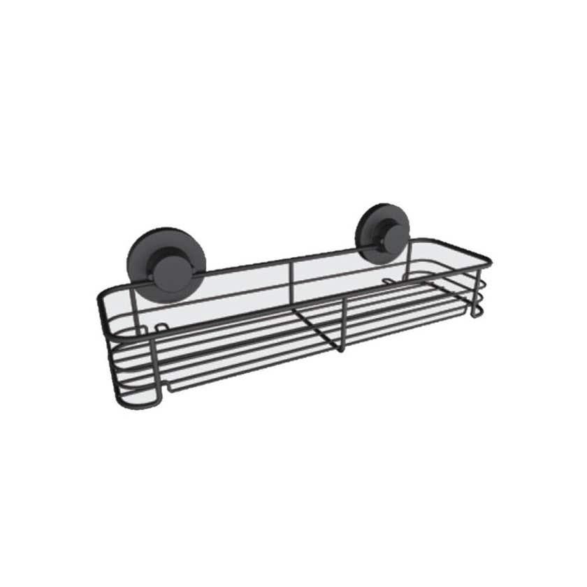 Naleon Instaloc Long Shelf Black