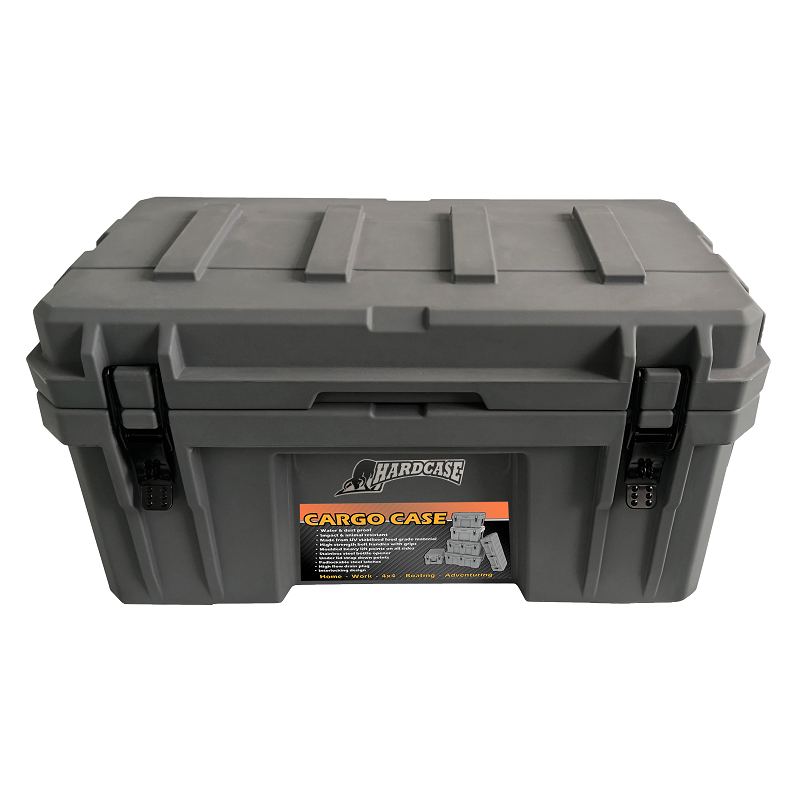 Hardcase Cargo Box Dark Grey 52L