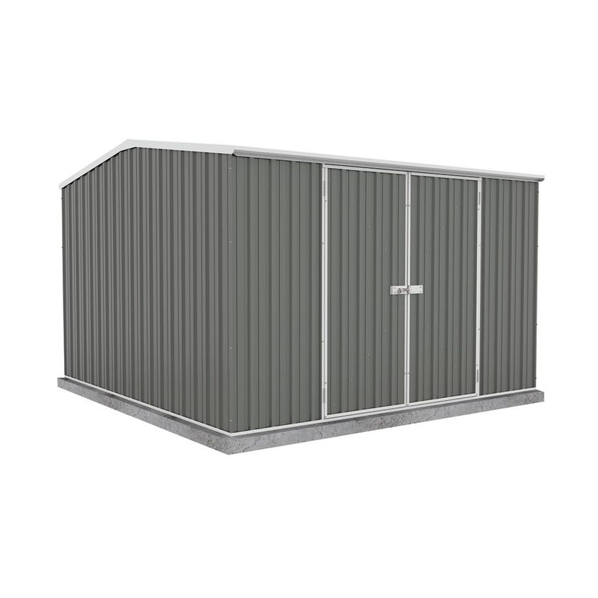 Absco Eco-Nomy Shed Gable Roof W3.0 x D3.0 x H2.06m