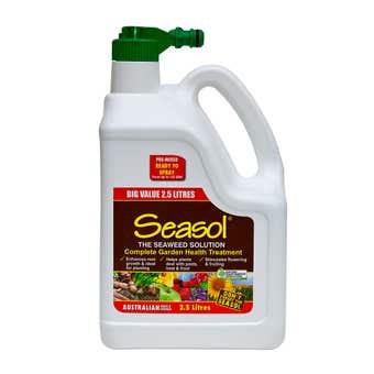 Seasol Fertiliser Ready-To-Use Hose On 2.5L