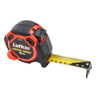 Crescent Lufkin Control Series Tape Measure 8m