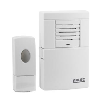 Arlec Remote Door Chime Battery Operated