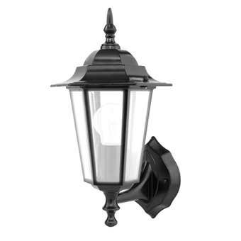 Brilliant Villa Traditional Coach Light Black