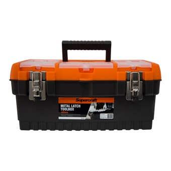 Supercraft Toolbox Metal Latch 400mm