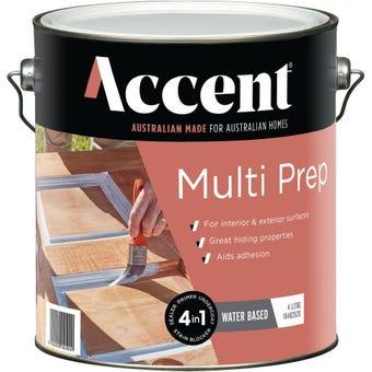 Accent Acrylic Multi Prep White 10L
