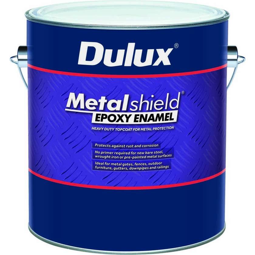 Protective Coatings Metalshield Epoxy Gloss Black 4L