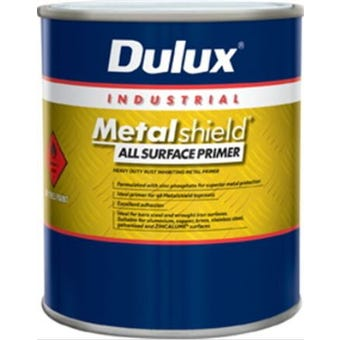 Protective Coatings Metalshield All Surface Primer Neutral Grey 4L