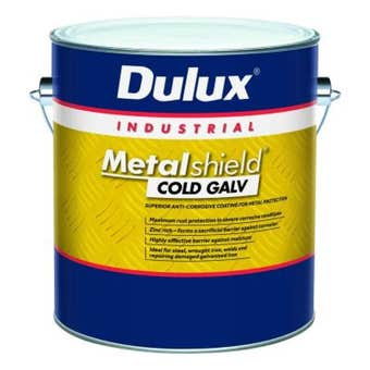 Protective Coatings Metalshield Cold Galvanised Primer 4L