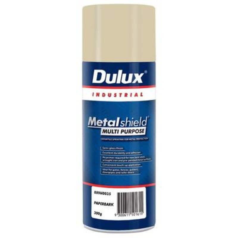 Protective Coatings Metalshield Multipurpose Paperbark 300G