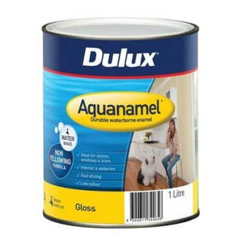 Dulux Aquanamel Gloss Extra Bright Base 1L