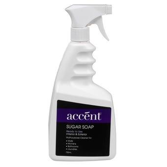 Accent Sugar Soap 750ml