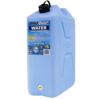 Pro Quip Plastic Water Can 22L
