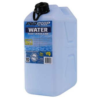 Pro Quip Plastic Water Can 10L