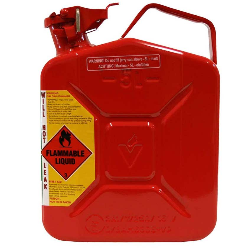 Pro Quip Metal Jerry Can 5L