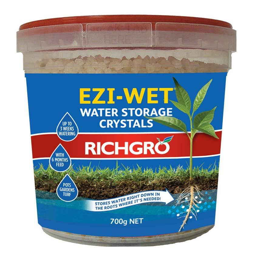 Richgro EZI-WET Water Storage Crystals 700g