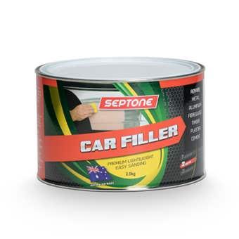 Septone Car Filler Auto 2.5Kg