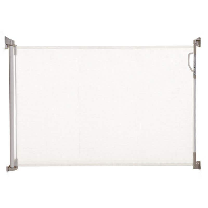 Dreambaby Retractable Gate White