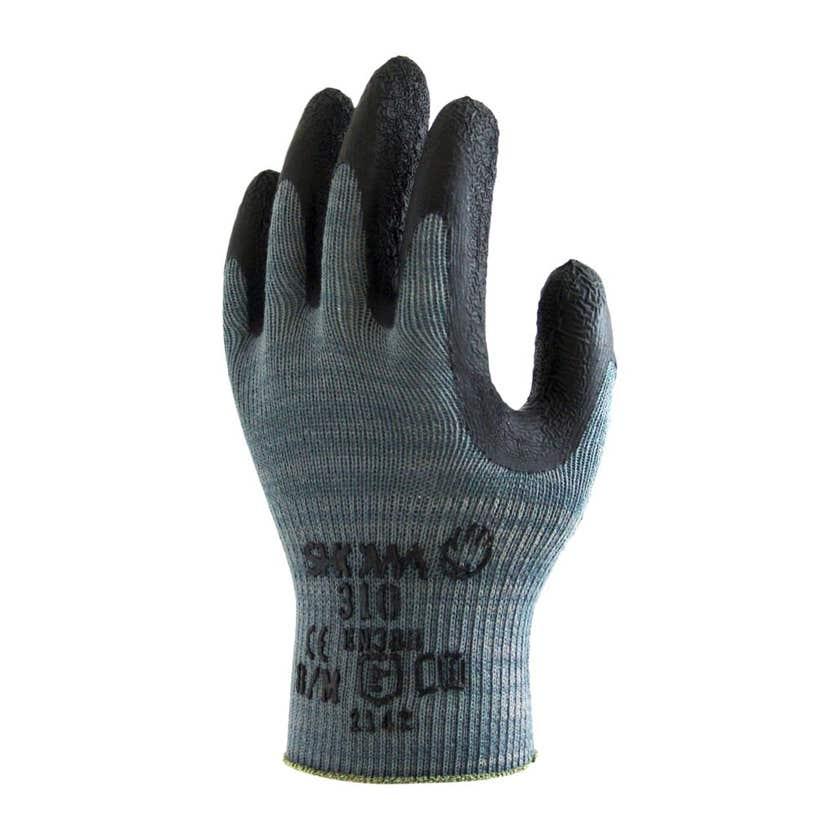 Showa Gardening Gloves Large Black 310