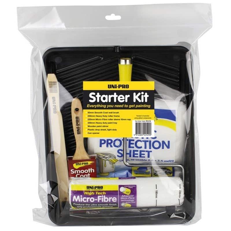 Uni-Pro Starter Kit - 7 Piece