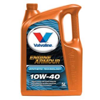 Valvoline Engine Armour 10W-40 5L