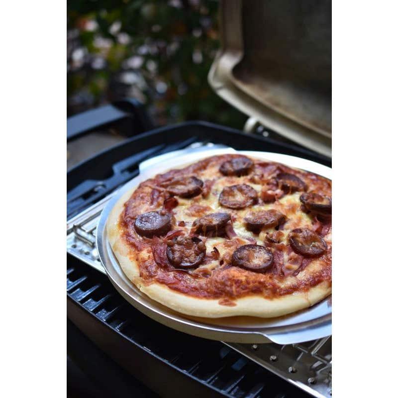 Weber Pizza Stone & Tray