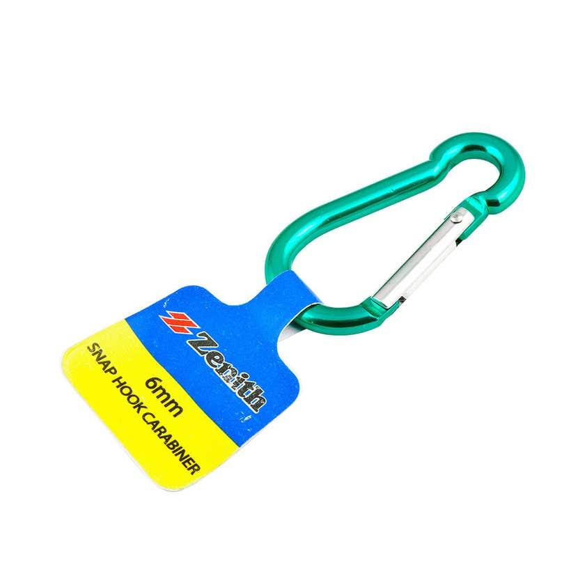 Zenith Snap Hook Carabiner 6mm