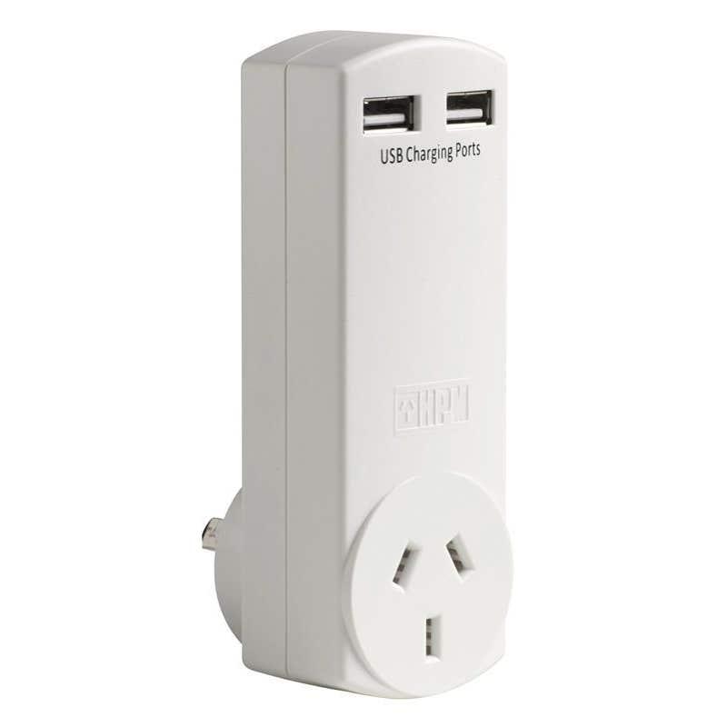 HPM Twin USB Adaptor
