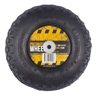 "Blackmax Pneumatic Wheel 300x4 (10"")"