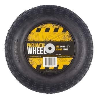 """Blackmax Pheumatic Wheel 400x6 (13"""")"""
