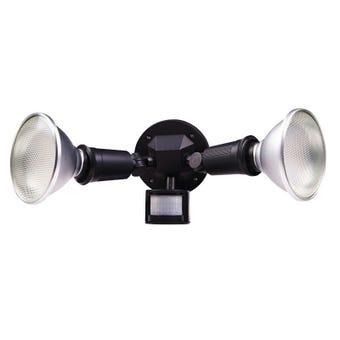 Mirabella LED Twin Sensor Flood Light 13W