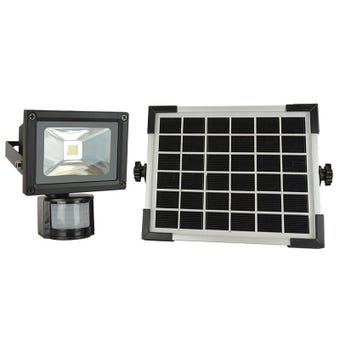 Mirabella LED Solar Flood Light 10W