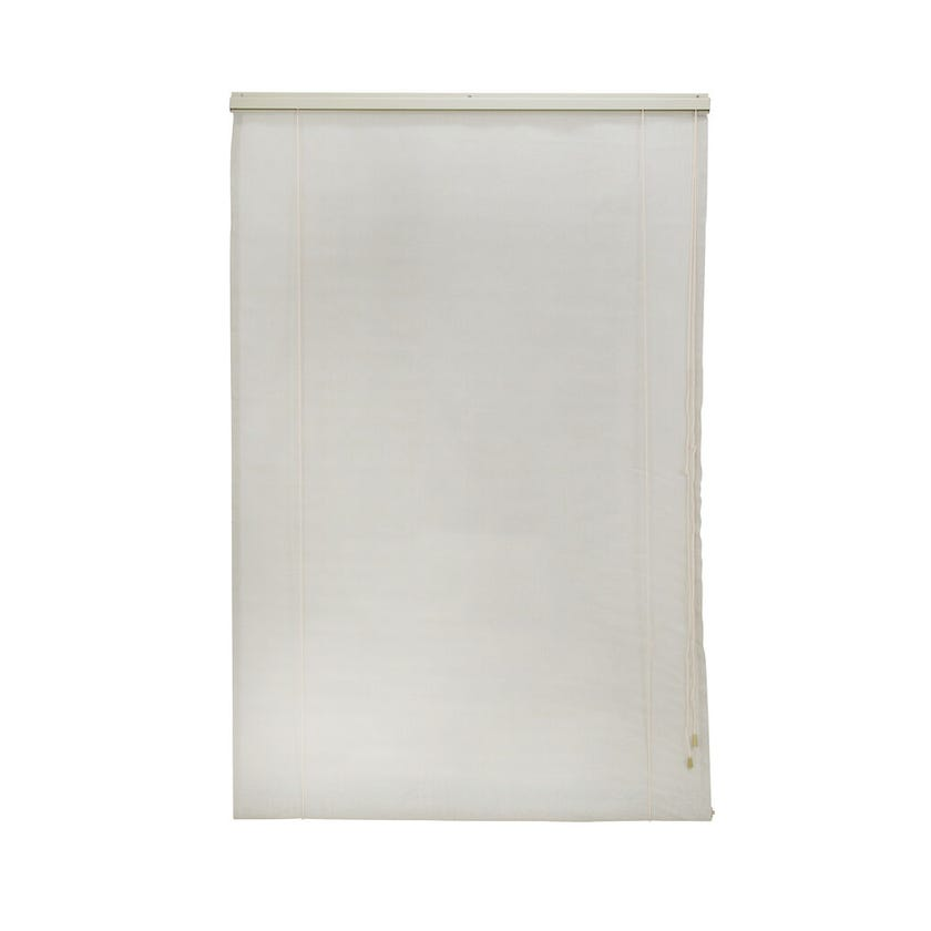 Coolaroo Roll Up Blinds Shell 1.8 x 2.1m