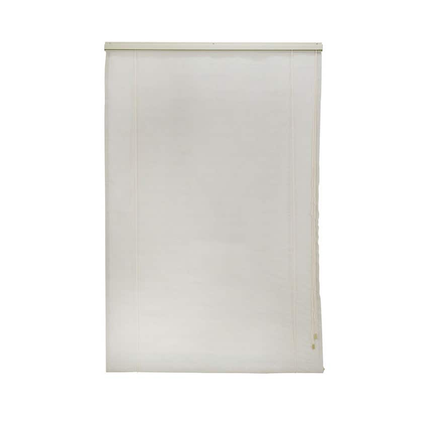 Coolaroo Roll Up Blinds Shell 2.4 x 2.1m
