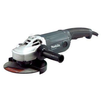 "Makita MT 2000W Angle Grinder 180mm (7"")"