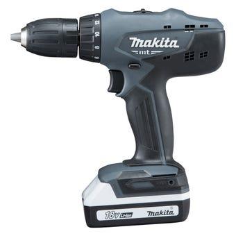 Makita MT 18V Drill Driver Kit M6301DWEG