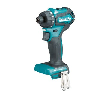 "Makita 18V Brushless Sub-Compact 1/4"" Hex Chuck Driver Drill Skin"