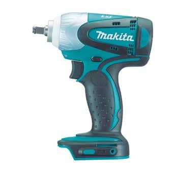"""Makita 18V Impact Wrench 3/8"""" Skin DTW253Z"""