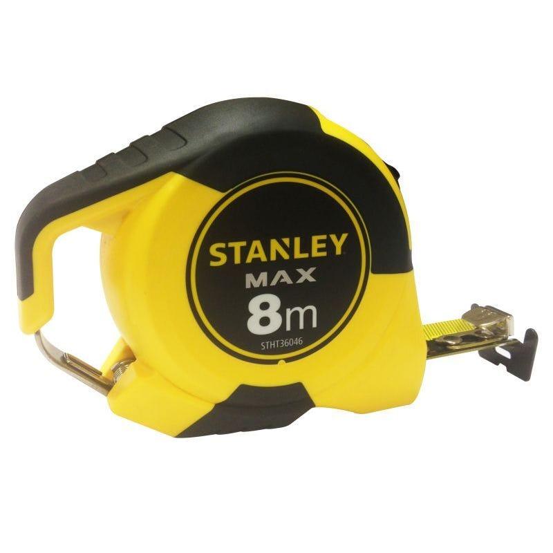 Stanley Max Bulldog Tape Measure 8M