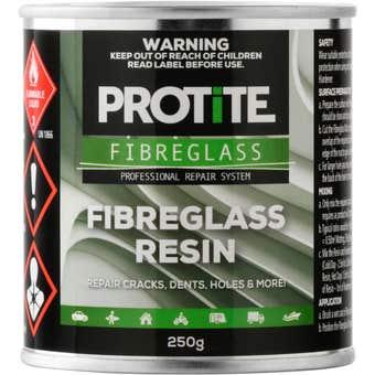 Protite Fibreglass Resin 250g