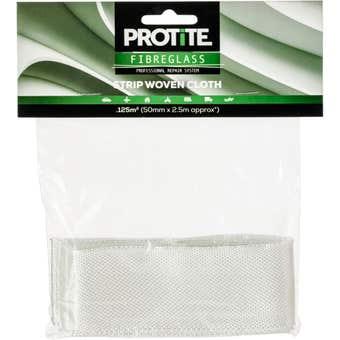 Protite Fibreglass Strip Cloth 50mm x 2.5m