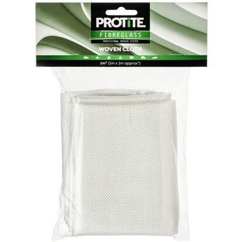 Protite Fibreglass Woven Cloth 1 x 1m