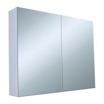 Cartia Avoca 2 Door Shaving Cabinet 900mm