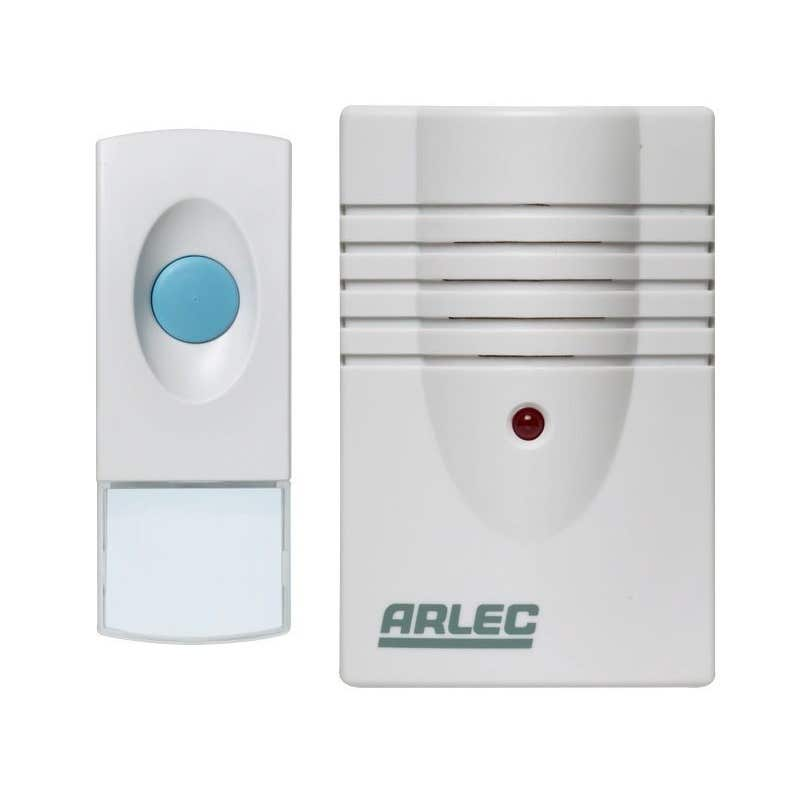 Arlec Portable Wireless Door Chime