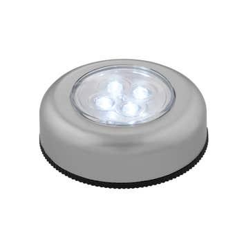 Arlec LED Push Light 3pk