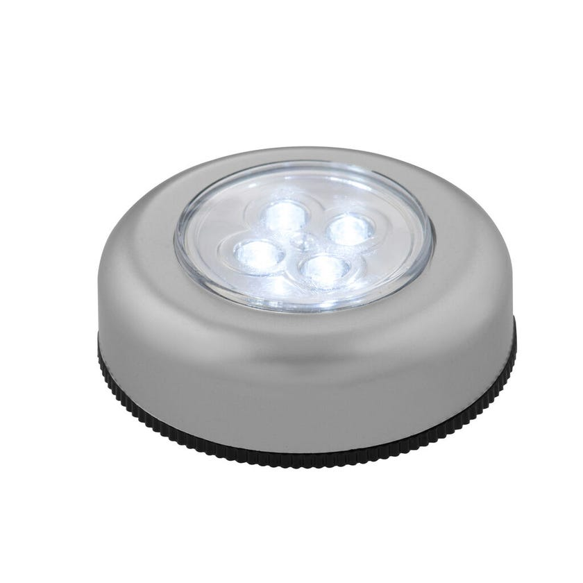 Arlec LED Push Light 3pk