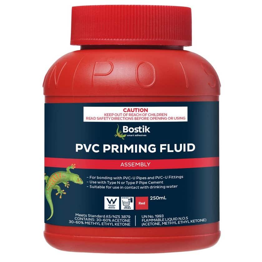Bostik Priming Fluid Red 125ml