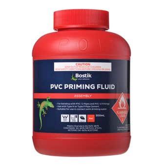 Bostik Priming Fluid Red 500ml