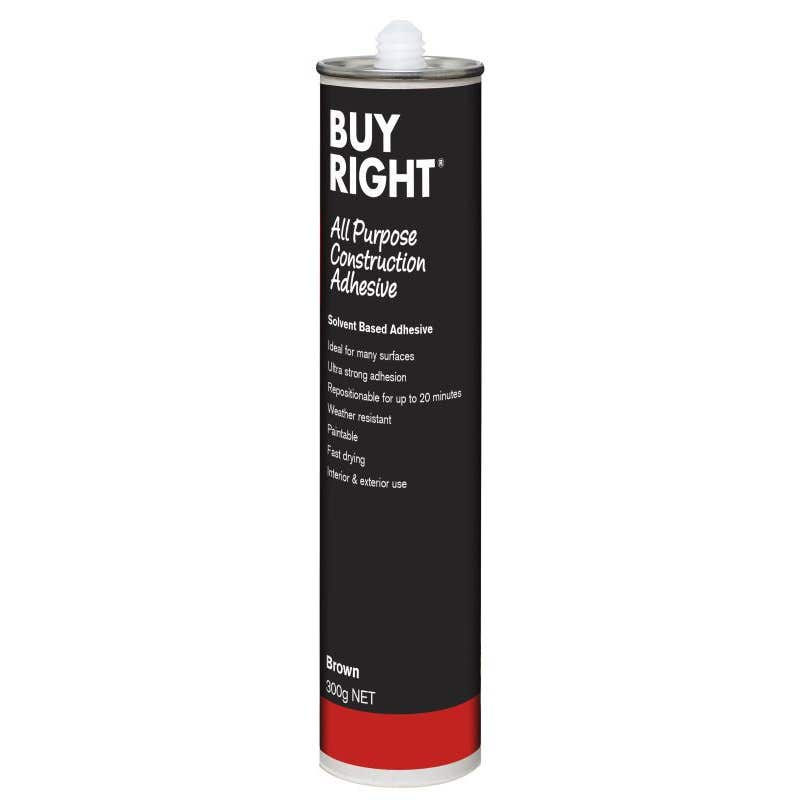 Buy Right Construction Adhesive 300g